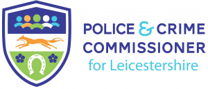 Police and Crime Commissioner for Leicestershire Logo